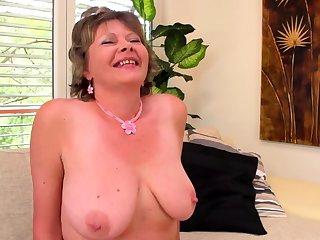 extreme big mamma grandmas first porn video filmed