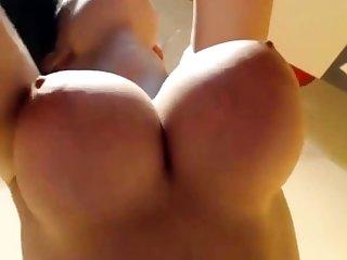 Amateur, Big tits, Boobs, Solo, Tits,
