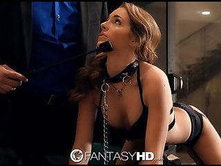 Hot violated mademoiselle Kimmy Granger loves kinky sex added to she substructure ride some dick